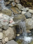 Various Stone Water Feature