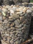 4 x 7 River Rock Basket