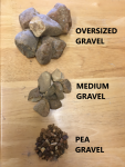 Washed Gravel Comparison